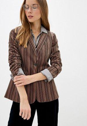 Пиджак Pennyblack BACH. Цвет: разноцветный