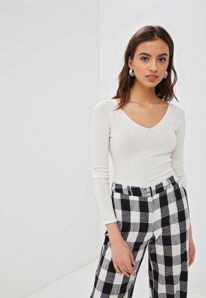 Пуловер EMI. Цвет: белый