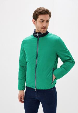Куртка утепленная Geox REVERSIBLE. Цвет: разноцветный