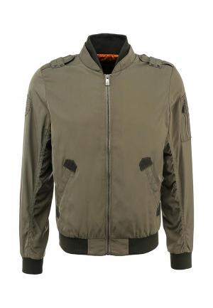 Куртка Colorado Jeans. Цвет: хаки