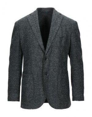 Пиджак GLENBROOK. Цвет: темно-зеленый