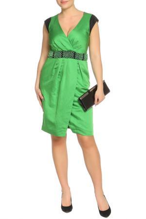 Платье Etro. Цвет: зеленый