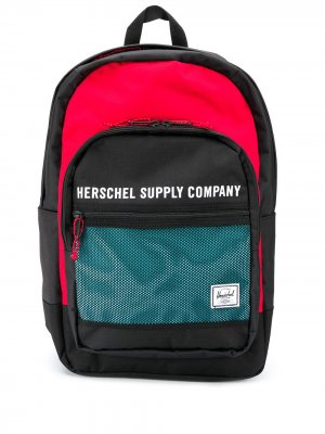 Чемодан в стиле колор-блок Herschel Supply Co.. Цвет: черный