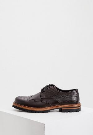 Туфли Cerruti 1881. Цвет: коричневый
