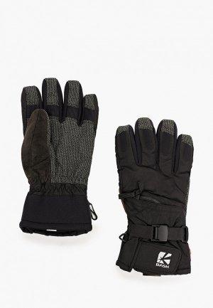 Перчатки Bask. Цвет: черный