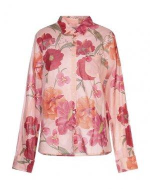 Pубашка COAST WEBER & AHAUS. Цвет: телесный