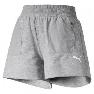 Шорты Evostripe Lite Shorts PUMA. Цвет: серый