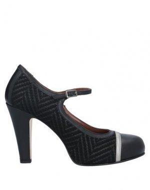Туфли I AM. Цвет: черный