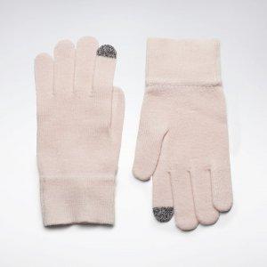 Перчатки Foundation Reebok. Цвет: glass pink