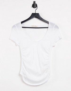 Белая футболка Sonnet-Белый Free People