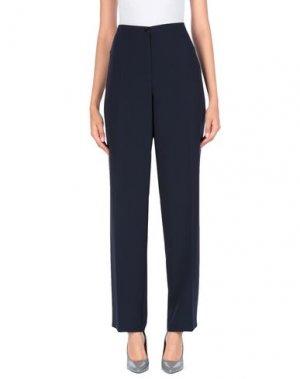 Повседневные брюки BASLER. Цвет: темно-синий