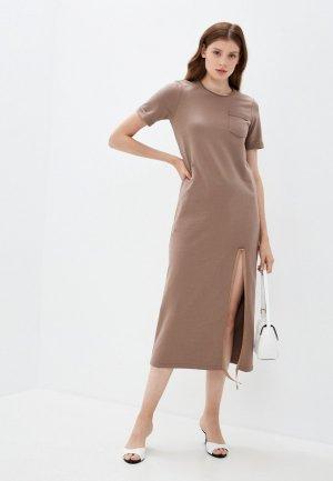 Платье Xarizmas SUMMER SPORT DRESS. Цвет: коричневый