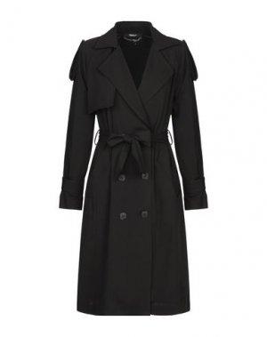 Легкое пальто SISTE' S. Цвет: черный