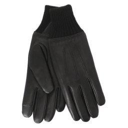 Перчатки ANDREW/L черный AGNELLE
