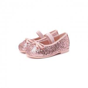 Балетки Pretty Ballerinas. Цвет: розовый