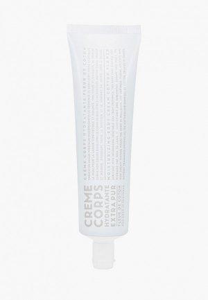Крем для тела Compagnie de Provence смягчающий Цветы Хлопка/Cotton Flower, 100 ml. Цвет: белый