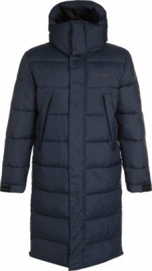 Пальто утепленное мужское , размер 54 Outventure. Цвет: синий
