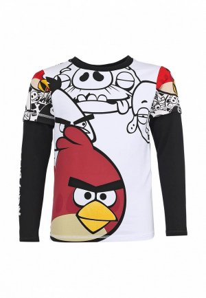 Свитшот ANGRY BIRDS AN515EKARN25. Цвет: белый, черный