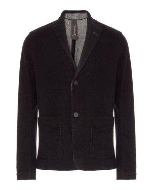 Пиджак TRPH171 l черный Transit. Цвет: черный