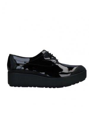 Обувь на шнурках JOSEPHINE. Цвет: черный