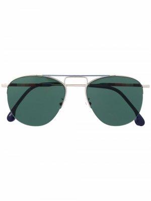 Солнцезащитные очки-авиаторы Cactus PAUL SMITH. Цвет: серый