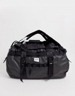 Черная сумка -Черный Boxfresh