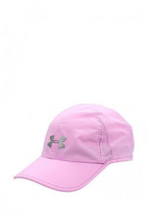 Бейсболка Under Armour Shadow Cap 2.0. Цвет: розовый