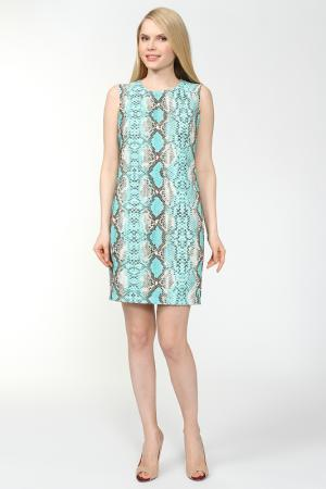 Платье Alba Conde. Цвет: голубой