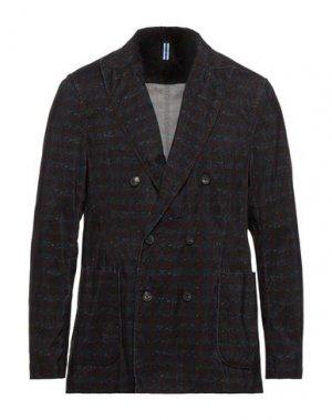 Пиджак BAGUTTA. Цвет: красно-коричневый