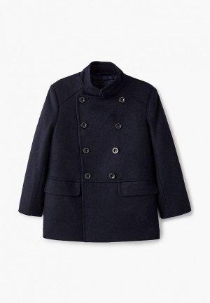 Пальто Smiths brand Smith's. Цвет: синий
