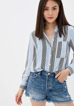 Рубашка Mango - BASICP5. Цвет: синий