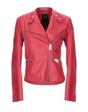 Куртка AFG' 1972. Цвет: красный