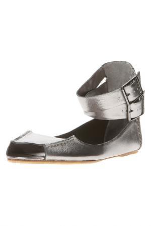 Сандалии Juicy Couture. Цвет: серый
