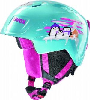 Шлем детский Manic Uvex. Цвет: голубой