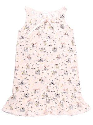 Сорочка с принтом LA PERLA