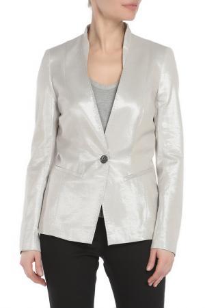 Пиджак Marc Aurel. Цвет: серый