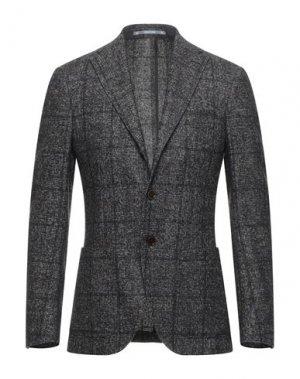 Пиджак CANTARELLI. Цвет: темно-синий