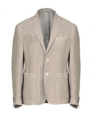 Пиджак EDDY & BROS. Цвет: хаки