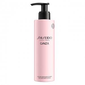 Парфюмированный лосьон для тела Ginza Shiseido. Цвет: бесцветный