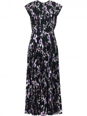Платье с принтом Jason Wu Collection. Цвет: черный