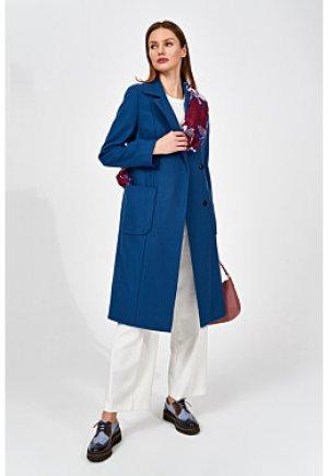 Пальто с накладными карманами Elema