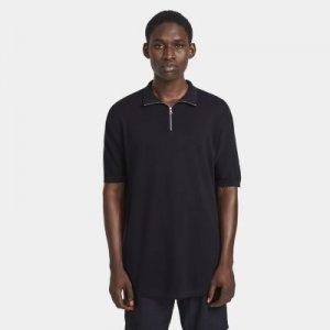 Мужская современная рубашка-поло ESC - Синий Nike
