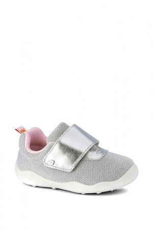 Обувь спортивная Bibi. Цвет: серый