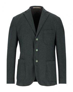 Пиджак JERRY KEY. Цвет: зеленый