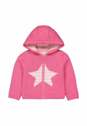 Кардиган Mothercare. Цвет: розовый