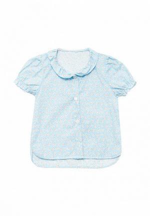 Блуза Frizzzy. Цвет: голубой