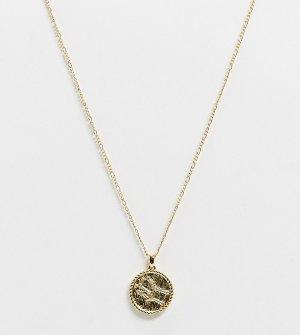 Позолоченное ожерелье с созвездием Пегас на подвеске inspired-Золотой Reclaimed Vintage
