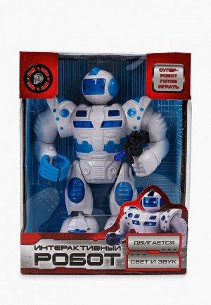 Игрушка интерактивная Играем Вместе -робот. Цвет: белый