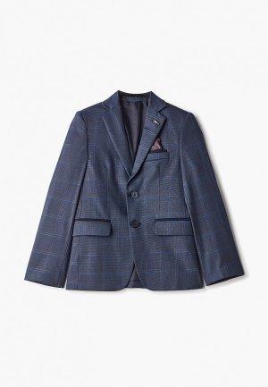 Пиджак MiLi. Цвет: синий