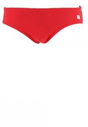 Плавки ST.BARTH. Цвет: красный